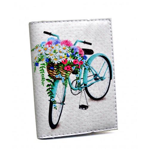 Покупка  Визитница для карточек Цветочная корзина в  Интернет-магазин Zelenaya Vorona™