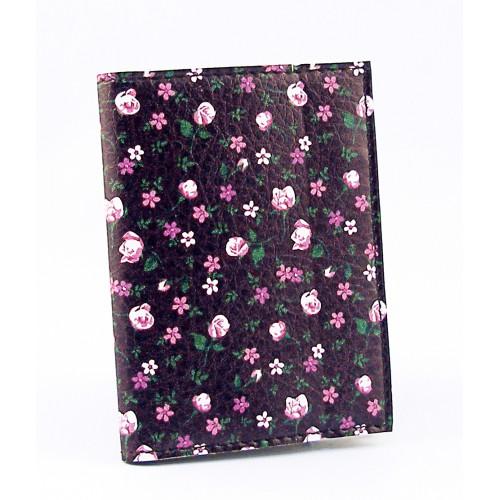 Покупка  Визитница для карточек Цветы в  Интернет-магазин Zelenaya Vorona™
