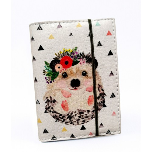 Покупка  Визитница для карточек Ежик в  Интернет-магазин Zelenaya Vorona™