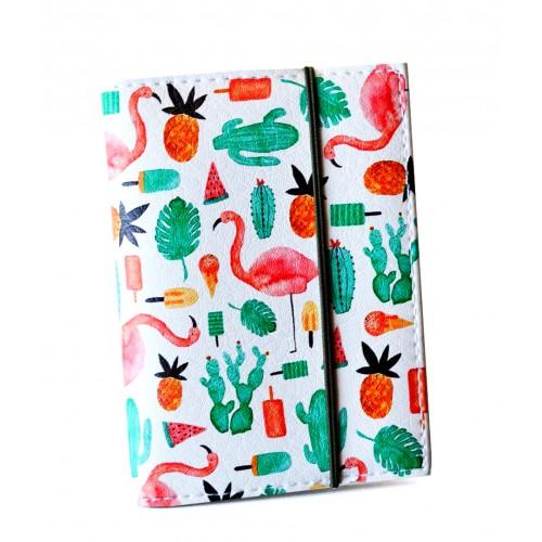 Покупка  Визитница для карточек Фламинго в  Интернет-магазин Zelenaya Vorona™