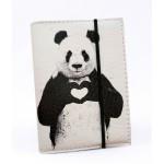 Визитница для карточек Панда