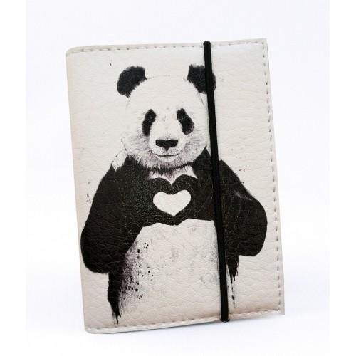 Покупка  Визитница для карточек Панда в  Интернет-магазин Zelenaya Vorona™