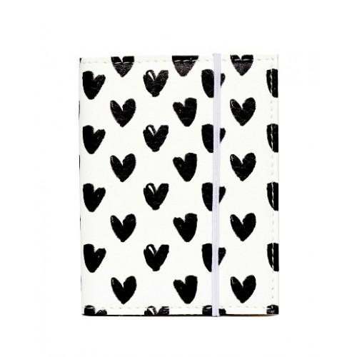 Покупка  Визитница для карточек Сердечки в  Интернет-магазин Zelenaya Vorona™