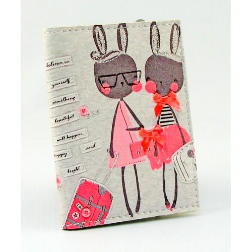Покупка  Визитница для карточек Подружки в  Интернет-магазин Zelenaya Vorona™