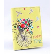 Визитница для карточек Счастливое время