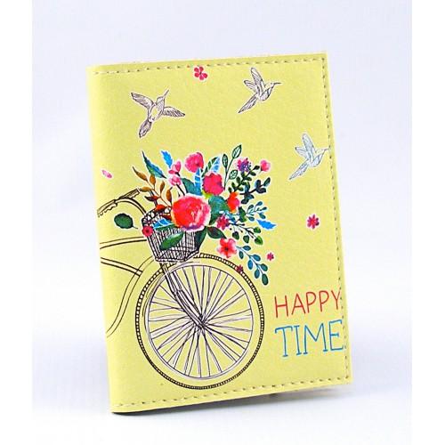 Покупка  Визитница для карточек Счастливое время в  Интернет-магазин Zelenaya Vorona™