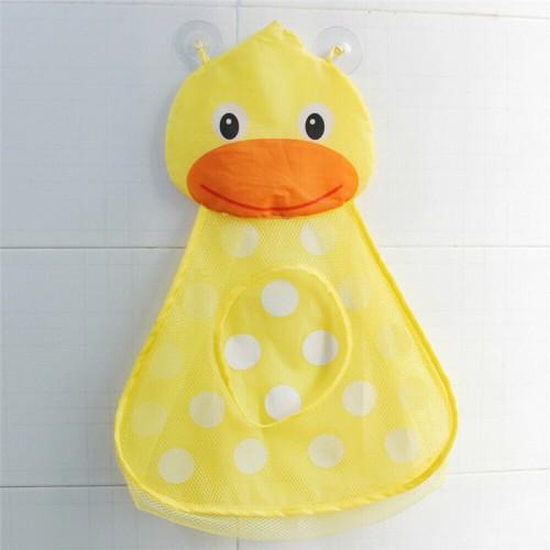 Органайзер в ванную для игрушек на присосках Утенок  в  Интернет-магазин Zelenaya Vorona™ 2