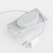 Настенный держатель для зарядки телефона под розетку