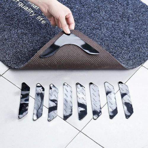 Покупка  Липучки-фиксаторы для ковров угловые 4 шт/наб. в  Интернет-магазин Zelenaya Vorona™