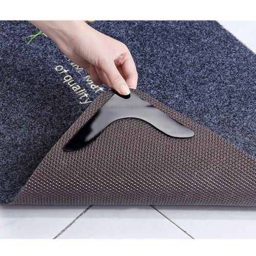 Липучки-фиксаторы для ковров угловые 4 шт/наб.  в  Интернет-магазин Zelenaya Vorona™ 1