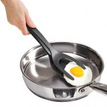 Лопатка-щипцы для яичницы