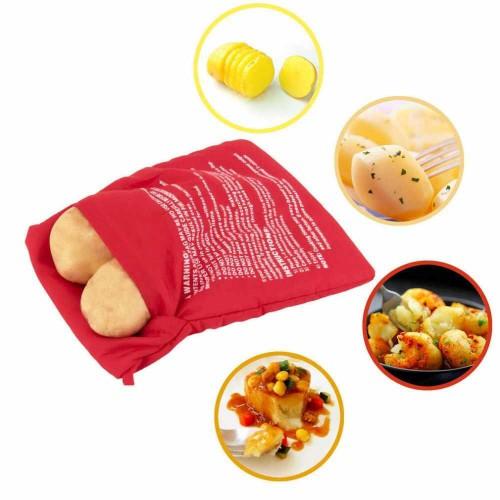 Покупка  Мешочек для запекания картофеля Potato Express в  Интернет-магазин Zelenaya Vorona™