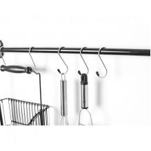 Металлические крючки для рейлинга 4 шт./наб.