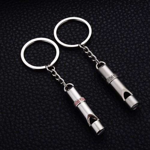 Парные брелоки со свистком  в  Интернет-магазин Zelenaya Vorona™ 1