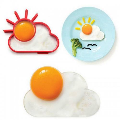Силиконовая форма для приготовления яичницы Облачко  в  Интернет-магазин Zelenaya Vorona™ 1