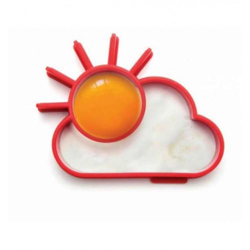 Покупка  Силиконовая форма для приготовления яичницы Облачко в  Интернет-магазин Zelenaya Vorona™
