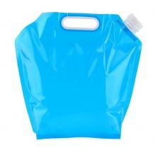 Пакет-канистра для воды с ручкой 10 л.