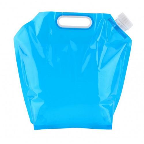 Пакет-канистра для воды с ручкой 10 л.  в  Интернет-магазин Zelenaya Vorona™ 2