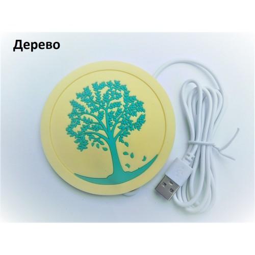USB подставка с подогревом для чашки  в  Интернет-магазин Zelenaya Vorona™ 1