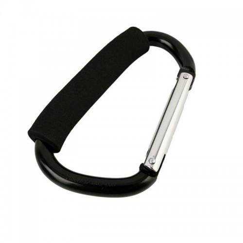 Держатель-карабин для сумок на коляску  в  Интернет-магазин Zelenaya Vorona™ 4
