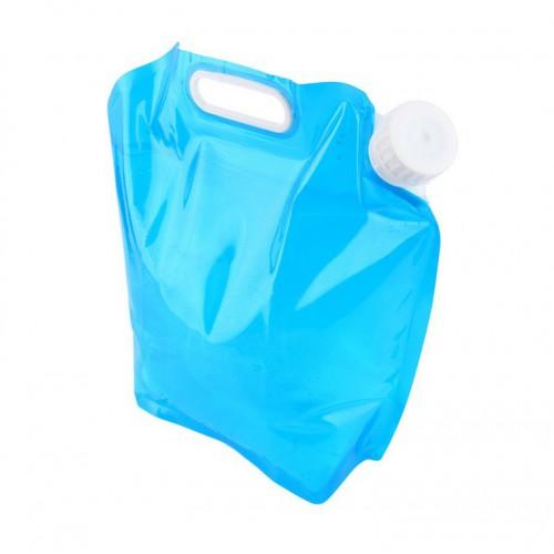 Пакет-канистра для воды с ручкой 10 л.  в  Интернет-магазин Zelenaya Vorona™ 3