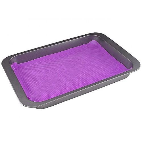 Антипригарный силиконовый коврик для выпечки 37*27 см  в  Интернет-магазин Zelenaya Vorona™ 1