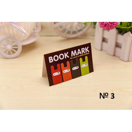 Магнитные закладки для книг Book Mark 4 шт./комп.  в  Интернет-магазин Zelenaya Vorona™ 6