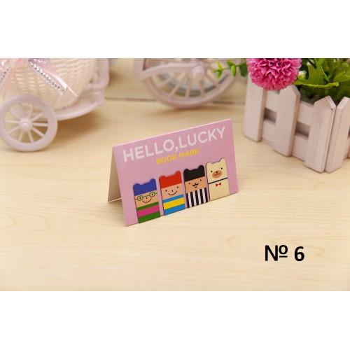 Магнитные закладки для книг Book Mark 4 шт./комп.  в  Интернет-магазин Zelenaya Vorona™ 9
