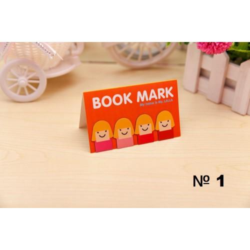 Магнитные закладки для книг Book Mark 4 шт./комп.  в  Интернет-магазин Zelenaya Vorona™ 4