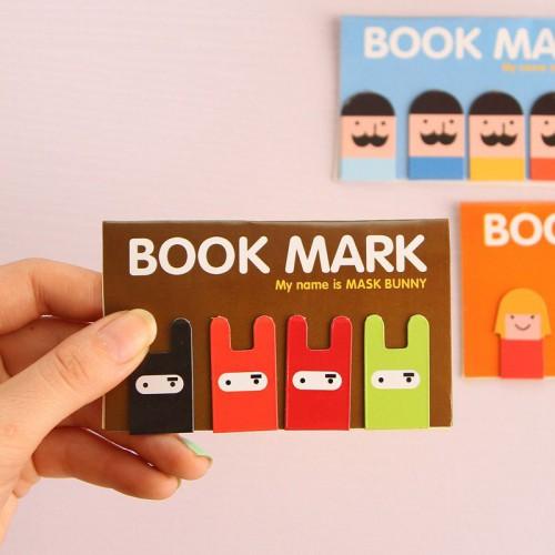 Магнитные закладки для книг Book Mark 4 шт./комп.  в  Интернет-магазин Zelenaya Vorona™ 3