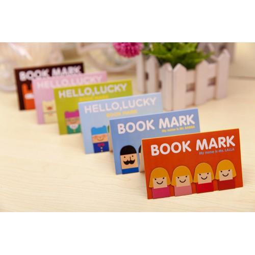 Магнитные закладки для книг Book Mark 4 шт./комп.  в  Интернет-магазин Zelenaya Vorona™ 2