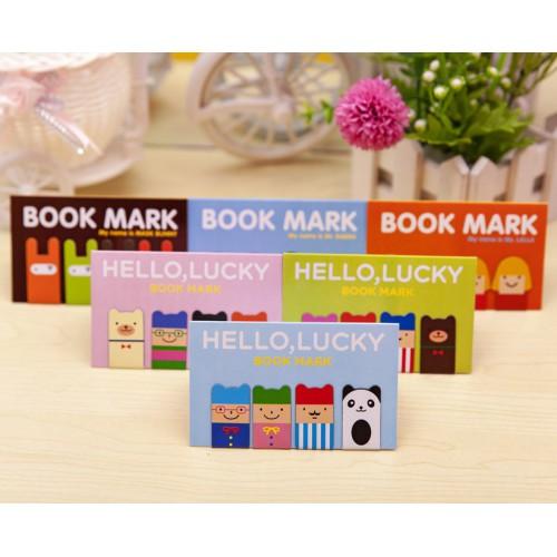 Магнитные закладки для книг Book Mark 4 шт./комп.  в  Интернет-магазин Zelenaya Vorona™ 1