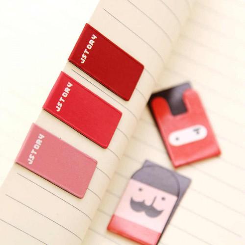 Магнитные закладки для книг Book Mark 4 шт./комп.  в  Интернет-магазин Zelenaya Vorona™ 11