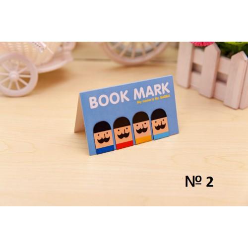 Магнитные закладки для книг Book Mark 4 шт./комп.  в  Интернет-магазин Zelenaya Vorona™ 5