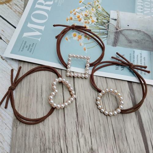 Покупка  Жемчужные резинки для волос 3 шт./наб. в  Интернет-магазин Zelenaya Vorona™