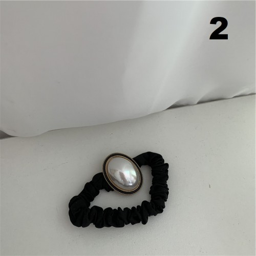 Резинка для волос Французский жемчуг  в  Интернет-магазин Zelenaya Vorona™ 3