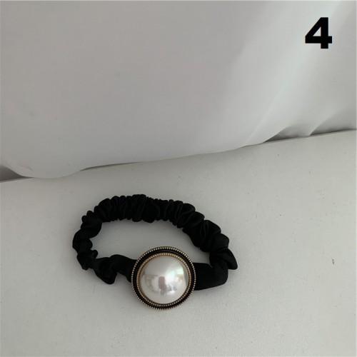 Резинка для волос Французский жемчуг  в  Интернет-магазин Zelenaya Vorona™ 5