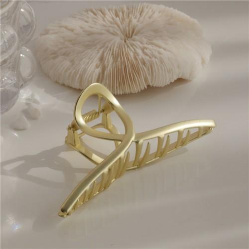 Металлический зажим для волос, заколка-краб Классическая  в  Интернет-магазин Zelenaya Vorona™ 2